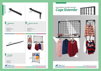 2015/2 Cage Sistemler Kataloğu